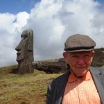 George Visits Easter Island!